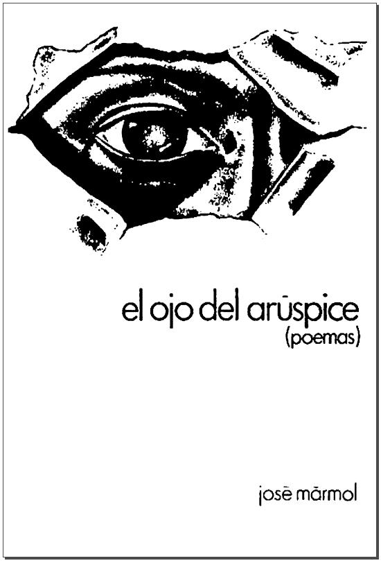Portada de libro de Jose Mármol